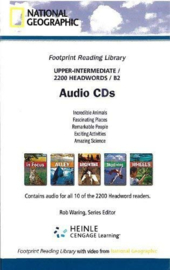 Footprint Reading Library 2200 - Audio Cd (x1)