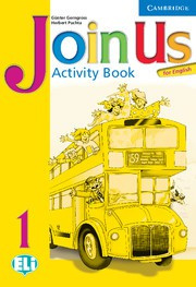 Join Us for English Level1 Activity Book