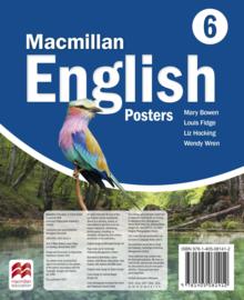 Macmillan English Level 6 Posters