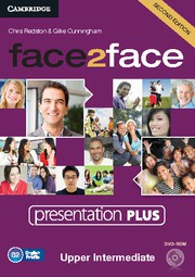 face2face Second edition UpperIntermediate Presentation Plus DVD-ROM