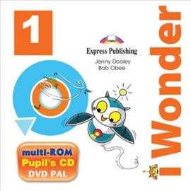 I-wonder 1 Pupils Multi Rom Pal (international)