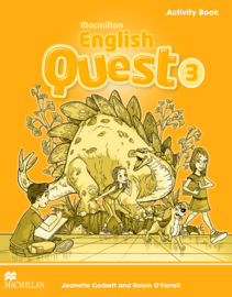 Macmillan English Quest Level 3 Activity Book