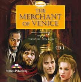 The Merchant Of Venice Audio Cds (set Of 2)