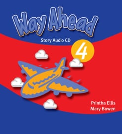Way Ahead New Edition Level 4 Story CD