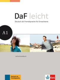 DaF leicht A1 Lerarenboek