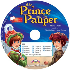 The Prince & The Pauper Audio Cd
