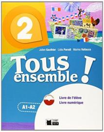 Livre de l'élève 2 + Cahier d'exercices 2 + CD audio + Livre Numérique 2