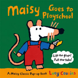 Maisy Goes To Playschool (Lucy Cousins)