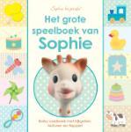 Het grote speelboek van Sophie (Paperback / softback)