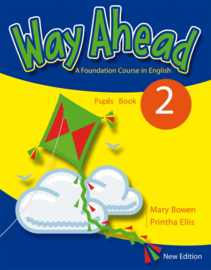 Way Ahead New Edition Level 2 Pupil's Book & CD ROM Pack