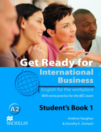 Get Ready for International Business Level 1 Student's Book [BEC Edition]