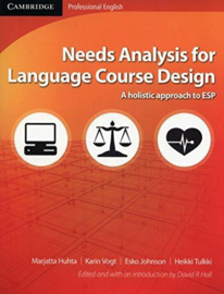 Needs Analysis for Language Course Design Paperback