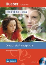 Ein Fall für Tessa Leseheft met Audio-CD