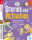 Stage 3: Biff, Chip and Kipper: Stories and Activities: Phonic practice, writing, spelling, rhymes, fun games and more