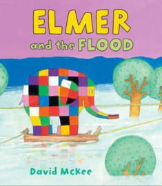 Elmer and the Flood (David McKee) Hardback