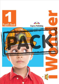 I-wonder 1 Pupil's Book (with Iebook) (international)