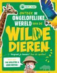 Ontdek de ongelofelijke wereld van de wilde dieren (Renate Hagenouw) (Paperback / softback)