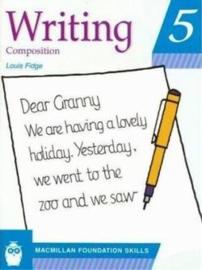 Macmillan Foundation Skills Series - Writing Skills Level 5 Pupil's Book