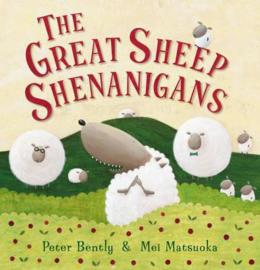 The Great Sheep Shenanigans (Peter Bently) Paperback / softback