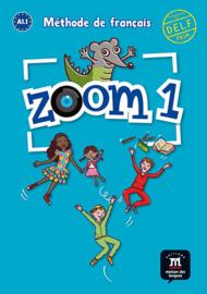 Zoom 1 – Livre de l'élève