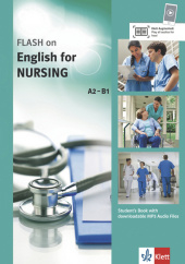 Flash on English for Nursing, Student's Book with downloadable MP3 Audio Files