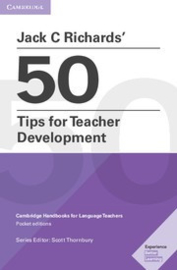 Jack C Richards' 50 Tips for Teacher Development Paperback
