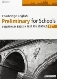 Cambridge PET For Schools Practice Tests Student Book
