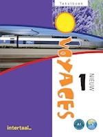 Voyages - nieuw 1  tekstboek + online-mp3's