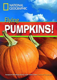 Footprint Reading Library 1300: Flying Pumpkins Book With Multi-rom (x1)