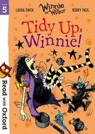 Winnie and Wilbur: Tidy Up, Winnie!