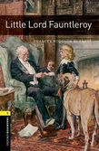 Oxford Bookworms Library Level 1 Little Lord Fauntleroy Audio Pack
