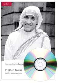 Mother Teresa Book & CD Pack