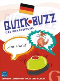QUICK BUZZ – Das Vokabelduell – Deutsch Sprachspiel