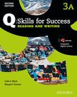 Q Skills For Success Level 3 Reading & Writing Students Book Split A With Iq Online