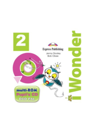 I-wonder 2 Pupils Multi Rom Pal (international)