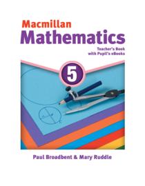 Macmillan Mathematics Level 5 Teacher's Book + eBook Pack