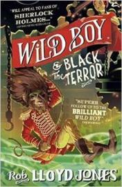 Wild Boy And The Black Terror (Rob Lloyd Jones)
