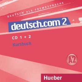 deutsch.com 2 2 Audio-CDs bij het Studentenboek
