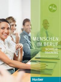 Menschen im Beruf - Schrijftraining Studentenboek