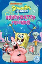 SpongeBob Squarepants: Underwater Friends + audio-cd (Starter Level)