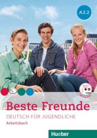 Beste Freunde A2/2 Werkboek met CD-ROM