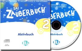 Das Zauberbuch 2  Class Digital Book - Dvd