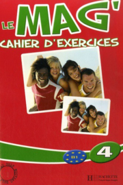 Le mag' 4 B1 - Cahier d'exercices