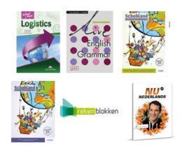 Boekenpakket Logistiek Teamleider BBL 1