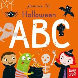 Halloween ABC (Jannie Ho) Board Book