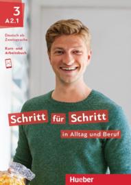 Schritt für Schritt in Alltag und Beruf 3 Studentenboek + Werkboek