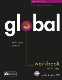 Advanced Workbook with key + CD Pack