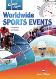 Career Paths Worldwide Sports Events Student's Pack