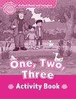 Oxford Read And Imagine Starter: One, Two, Three Activity Book