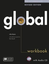 Pre-intermediate Workbook without key + CD Pack